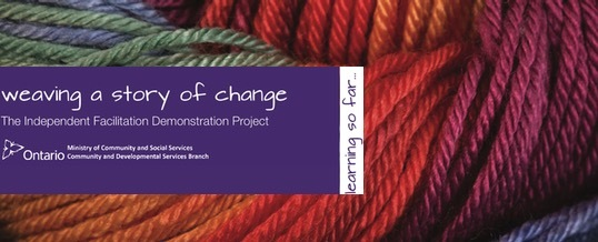Independent Facilitation – Weaving a Story of Change